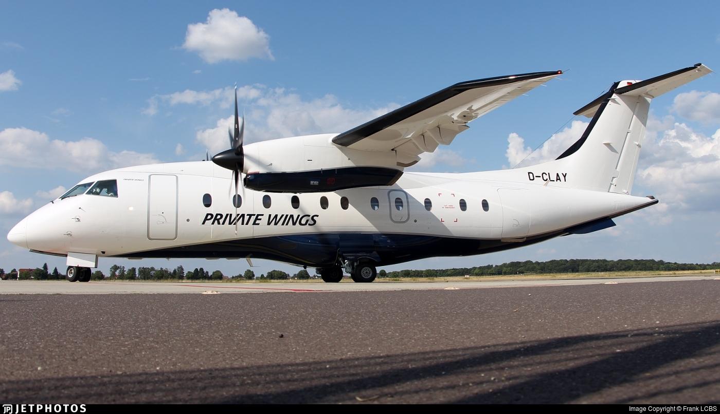 D-CLAY - Dornier Do-328-110 - Private Wings