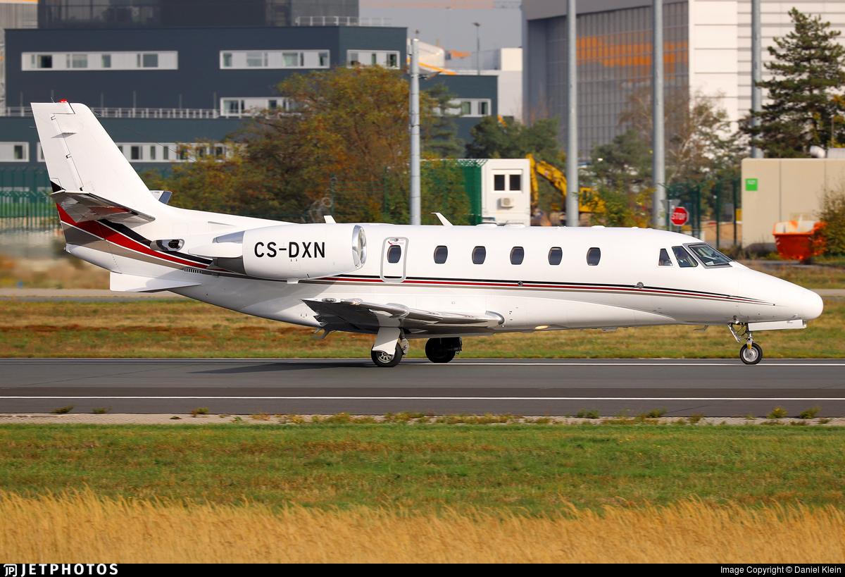 CS-DXN - Cessna 560XL Citation XLS - NetJets Europe