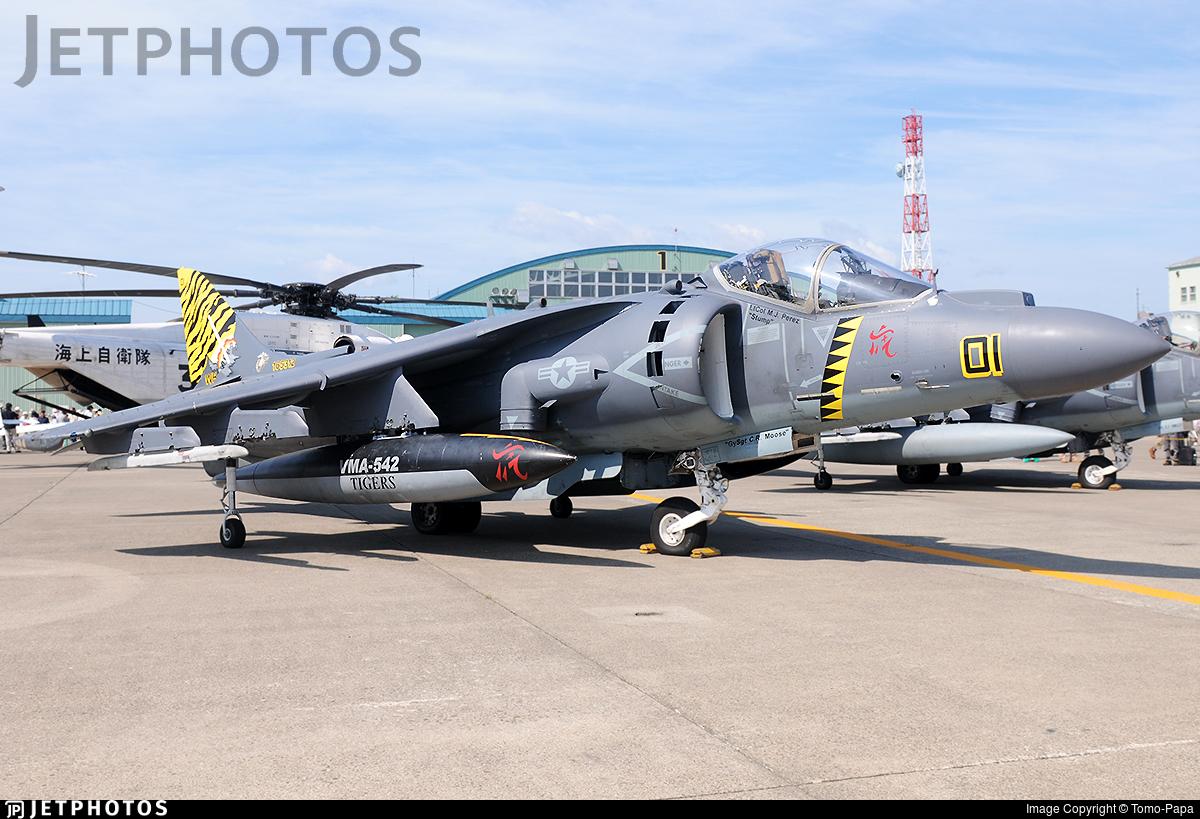 165312 - McDonnell Douglas AV-8B+ Harrier II - United States - US Marine Corps (USMC)