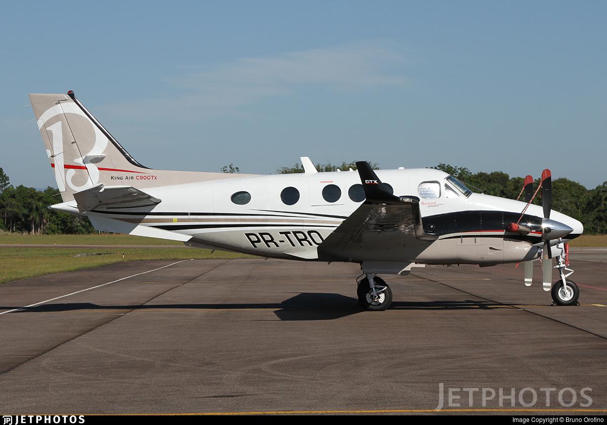 PR-TRO - Beechcraft C90GTx King Air - Private