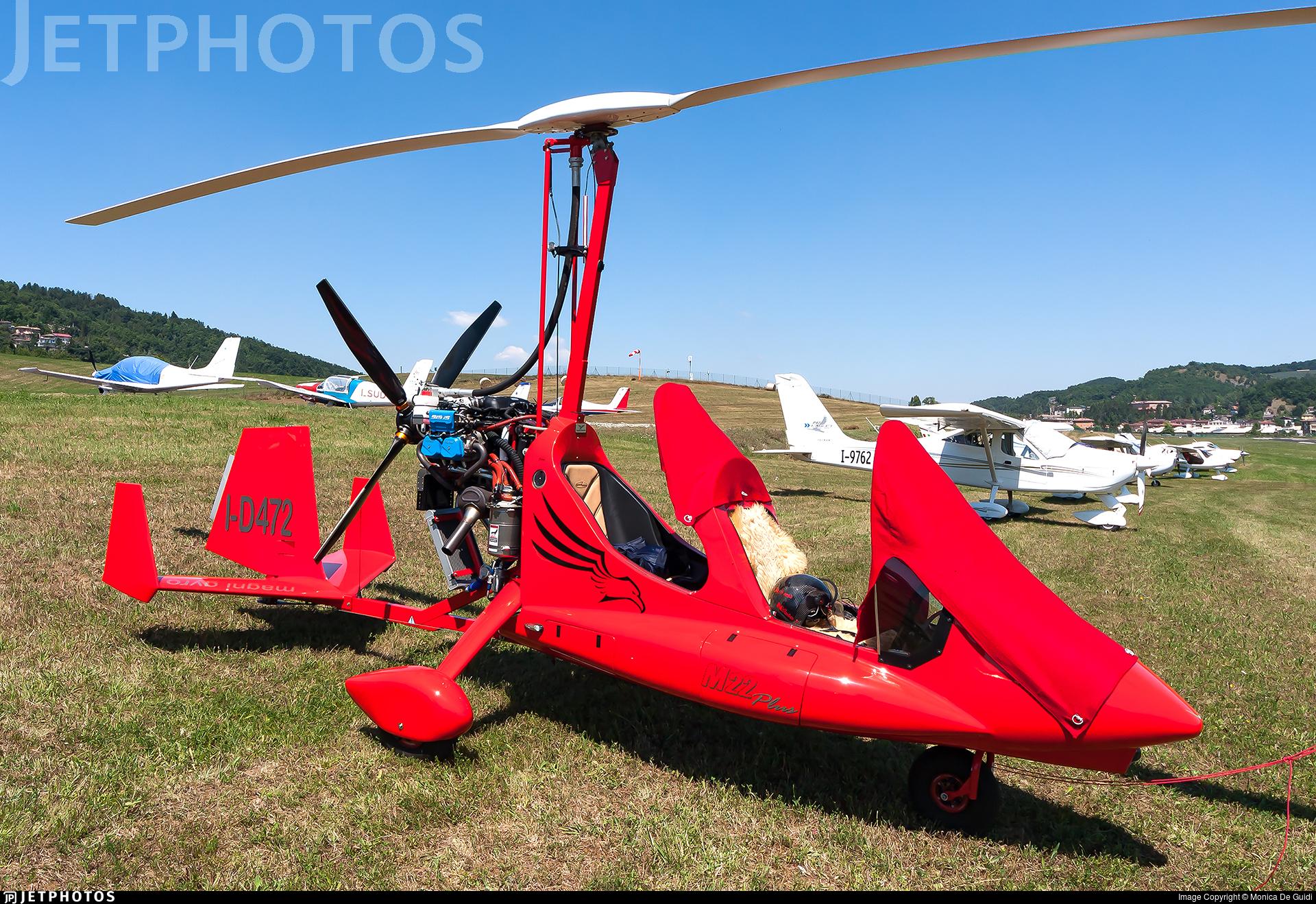 I-D472 - Magni Gyro M-22 Plus - Private
