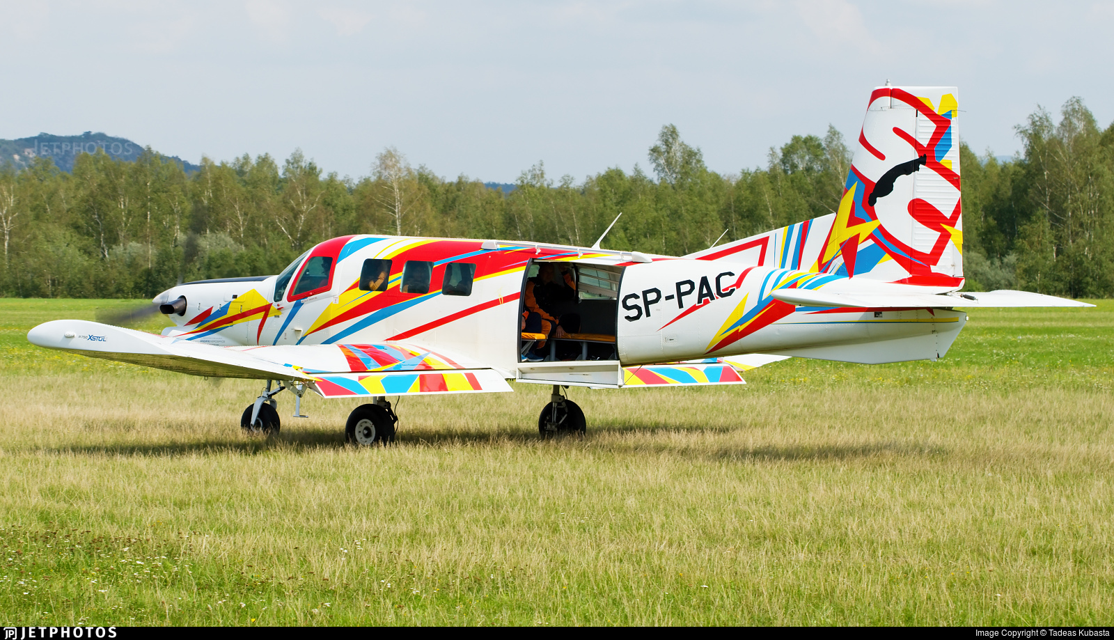 SP-PAC - Pacific Aerospace P-750 XSTOL - Private