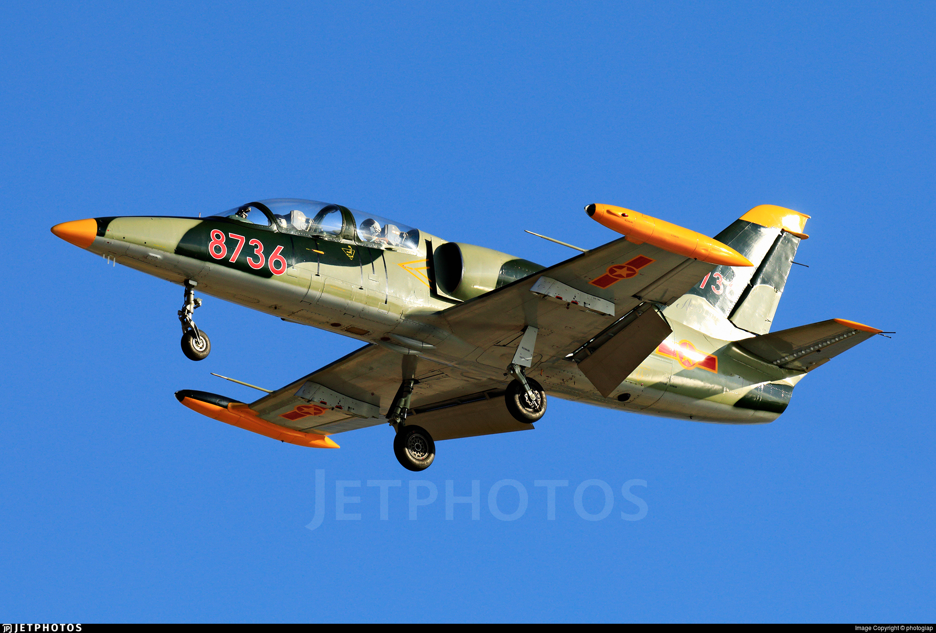 8736 - Aero L-39C Albatros - Vietnam - Air Force