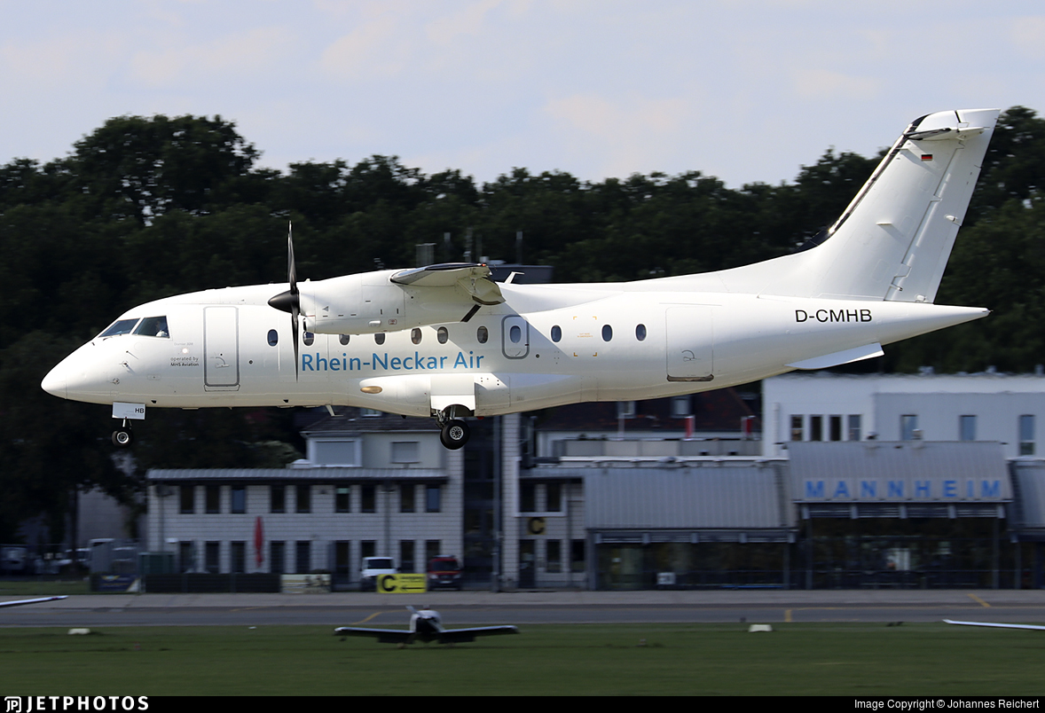 D-CMHB - Dornier Do-328-110 - Rhein-Neckar Air