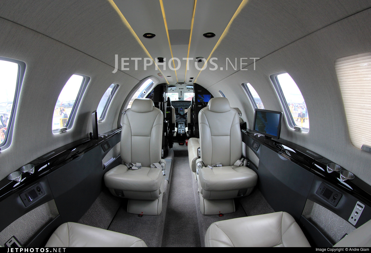 N194SS - Cessna 525 Citationjet CJ4 - Private