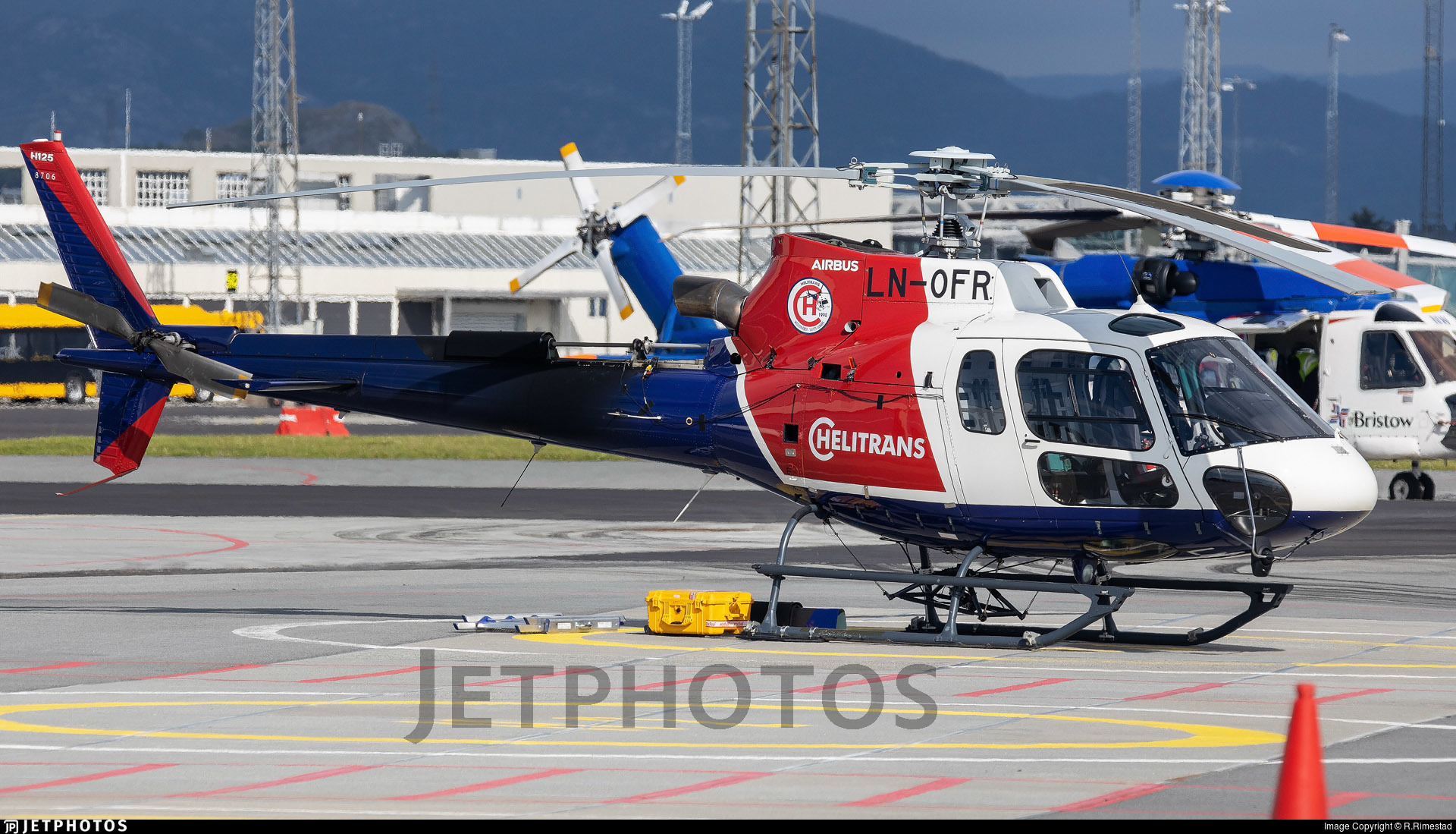 LN-OFR - Airbus Helicopters H125 - Helitrans