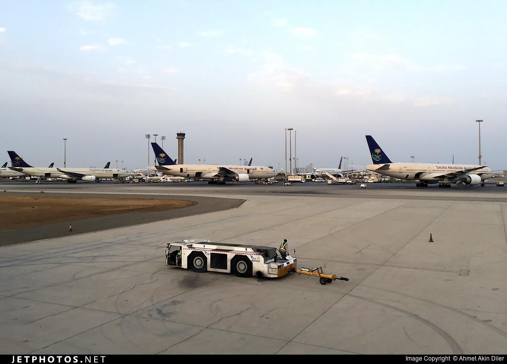 OEJN - Airport - Ramp