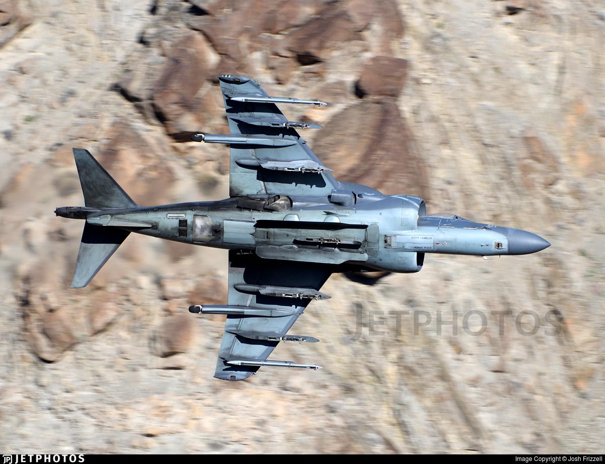 164549 - McDonnell Douglas AV-8B+ Harrier II - United States - US Marine Corps (USMC)