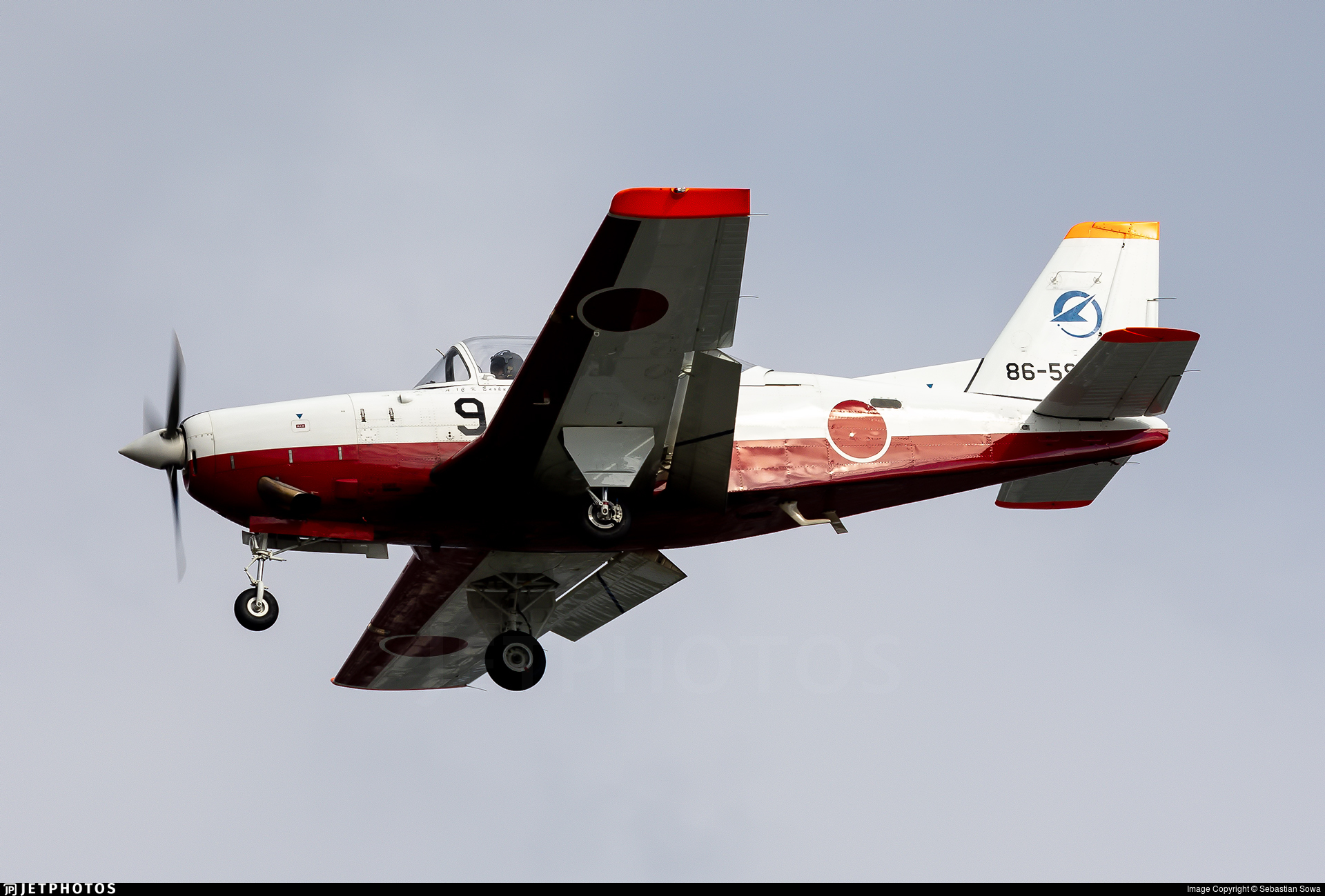 86-5949 - Fuji T-7 - Japan - Air Self Defence Force (JASDF)