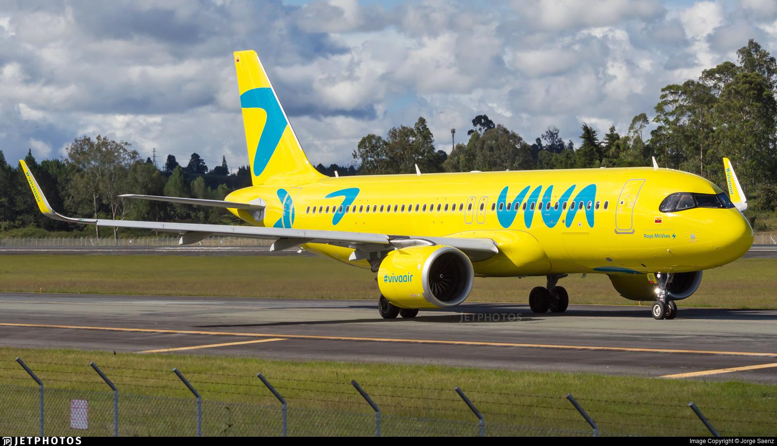 HK-5361 - Airbus A320-251N - Viva Air Colombia