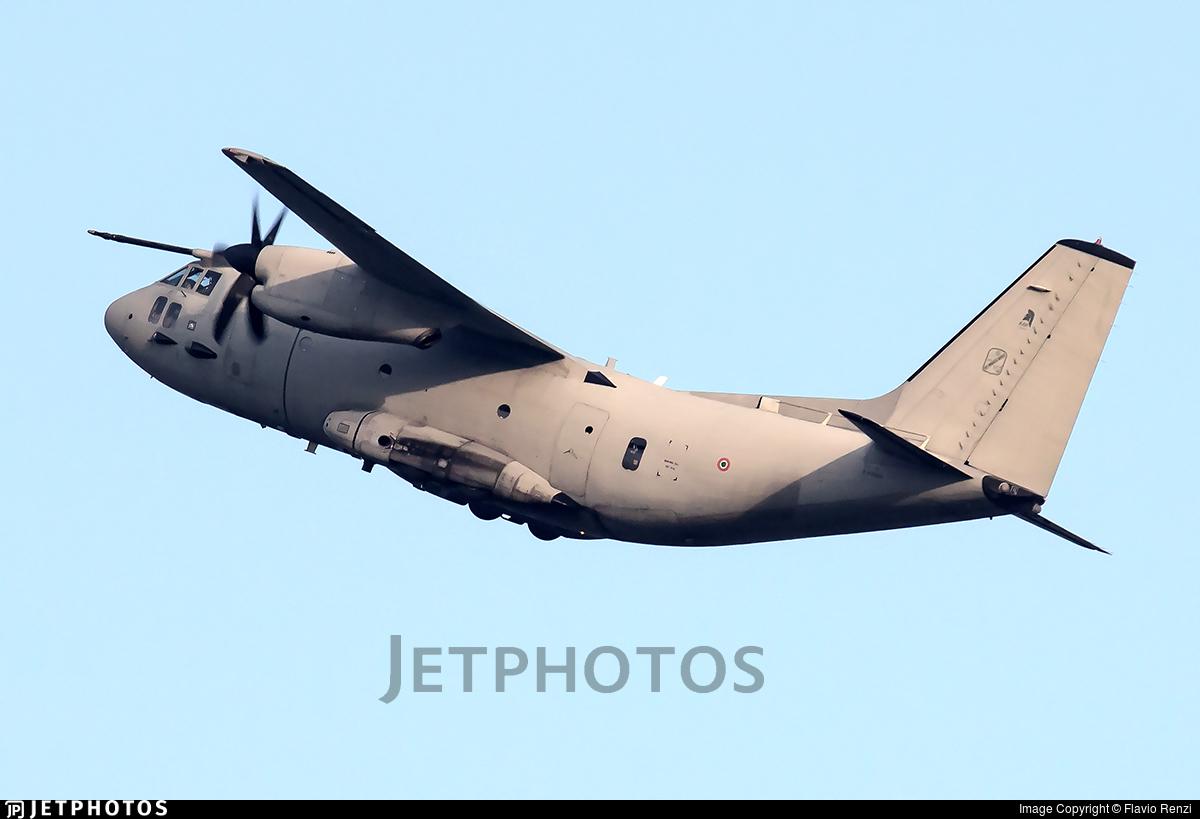 MM62218 - Alenia C-27J Spartan - Italy - Air Force