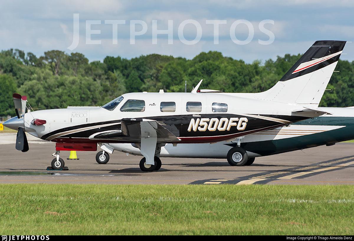 N500FG - Piper PA-46-500TP Malibu Meridian - Private