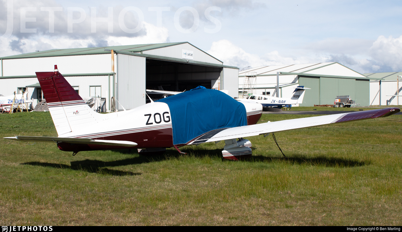 ZK-ZOG - Piper PA-28-181 Archer II - Golden Bay Air