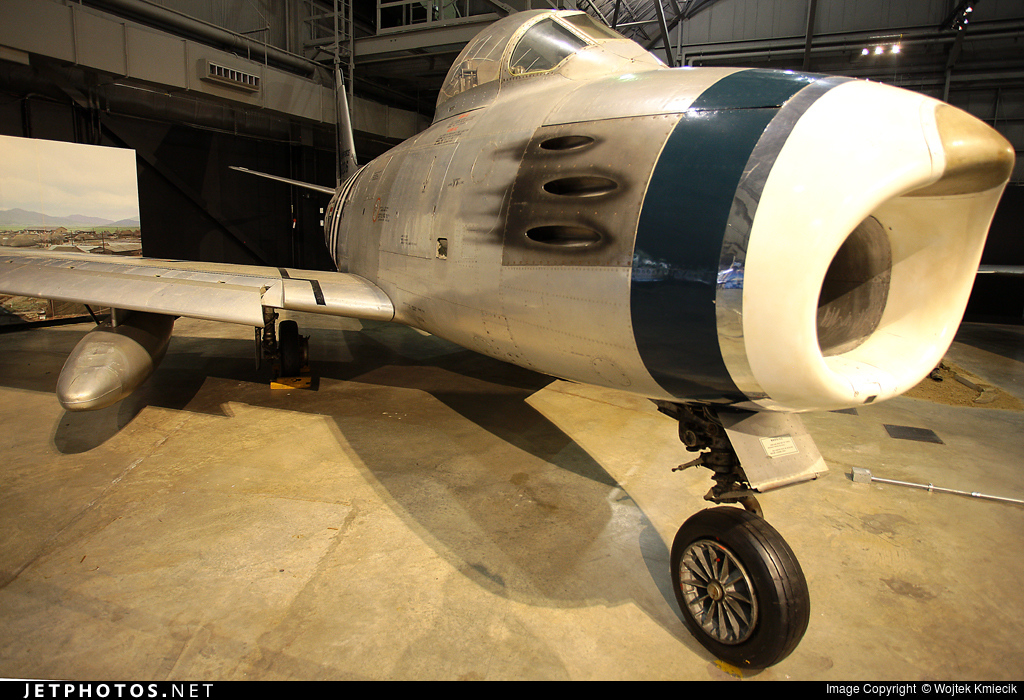 49-1067 - North American F-86A Sabre - United States - US Air Force (USAF)