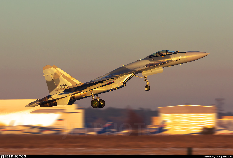 9214 - Sukhoi Su-35S - Egypt - Air Force