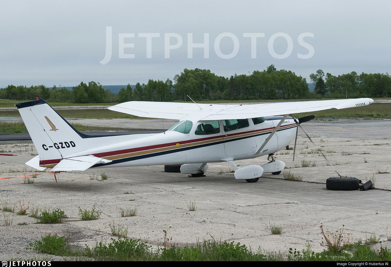 C-GZDD - Cessna 172N Skyhawk - Private