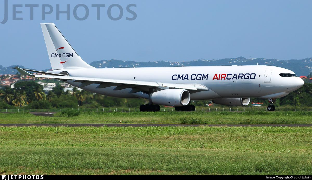 OO-CGM - Airbus A330-243F - CMA CGM Aircargo (Air Belgium)