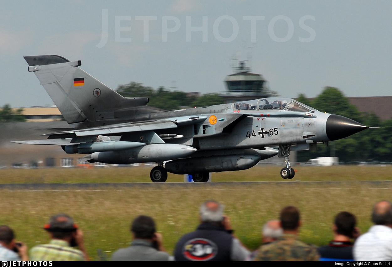 44-65 - Panavia Tornado IDS - Germany - Air Force