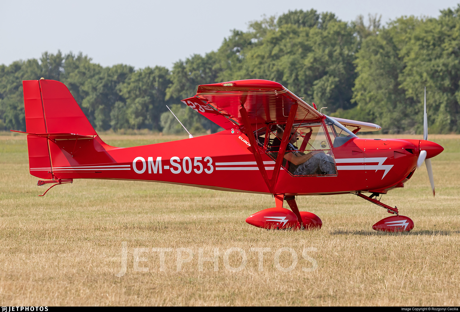 OM-S053 - Aeropro Eurofox 3K - Private