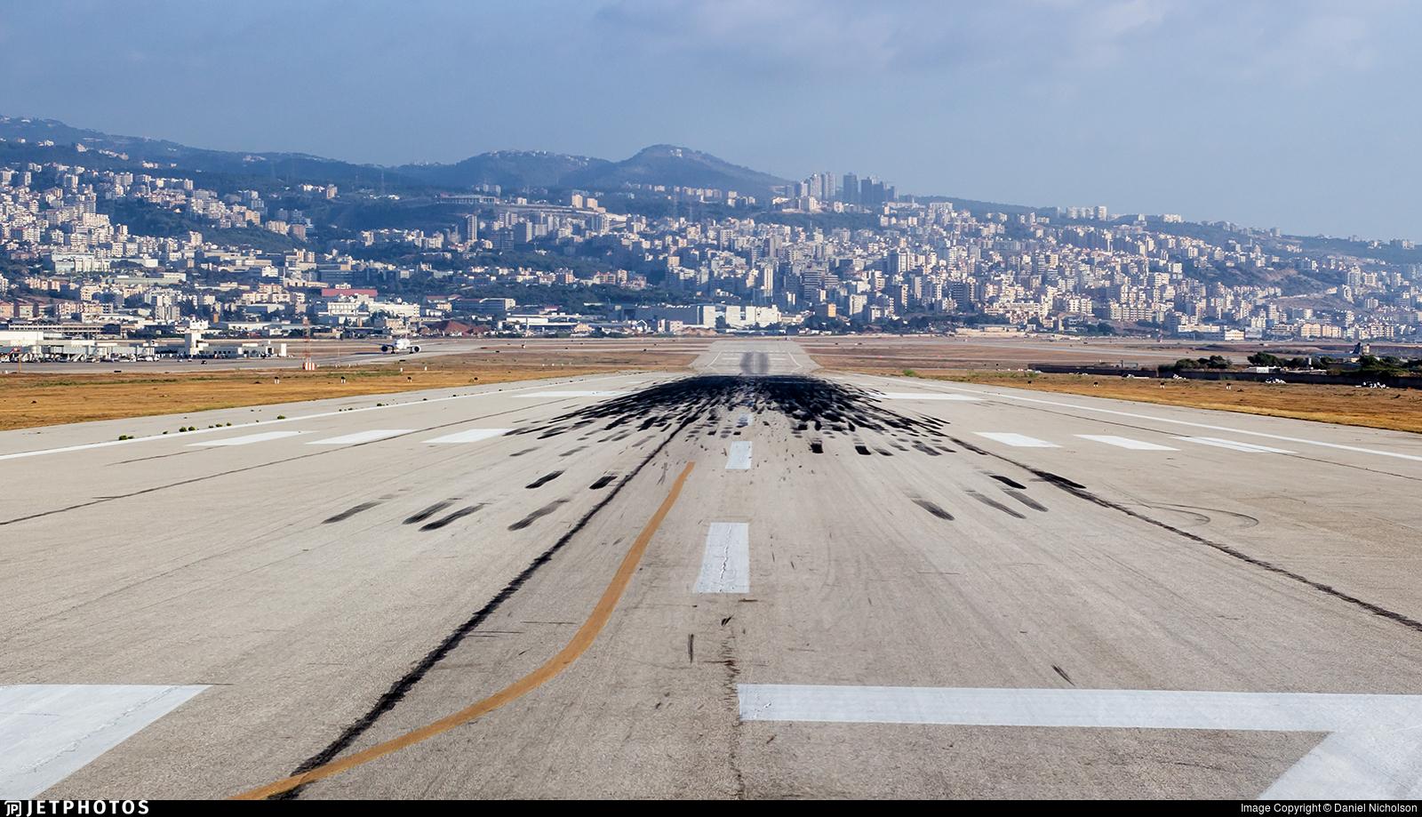 OLBA - Airport - Runway