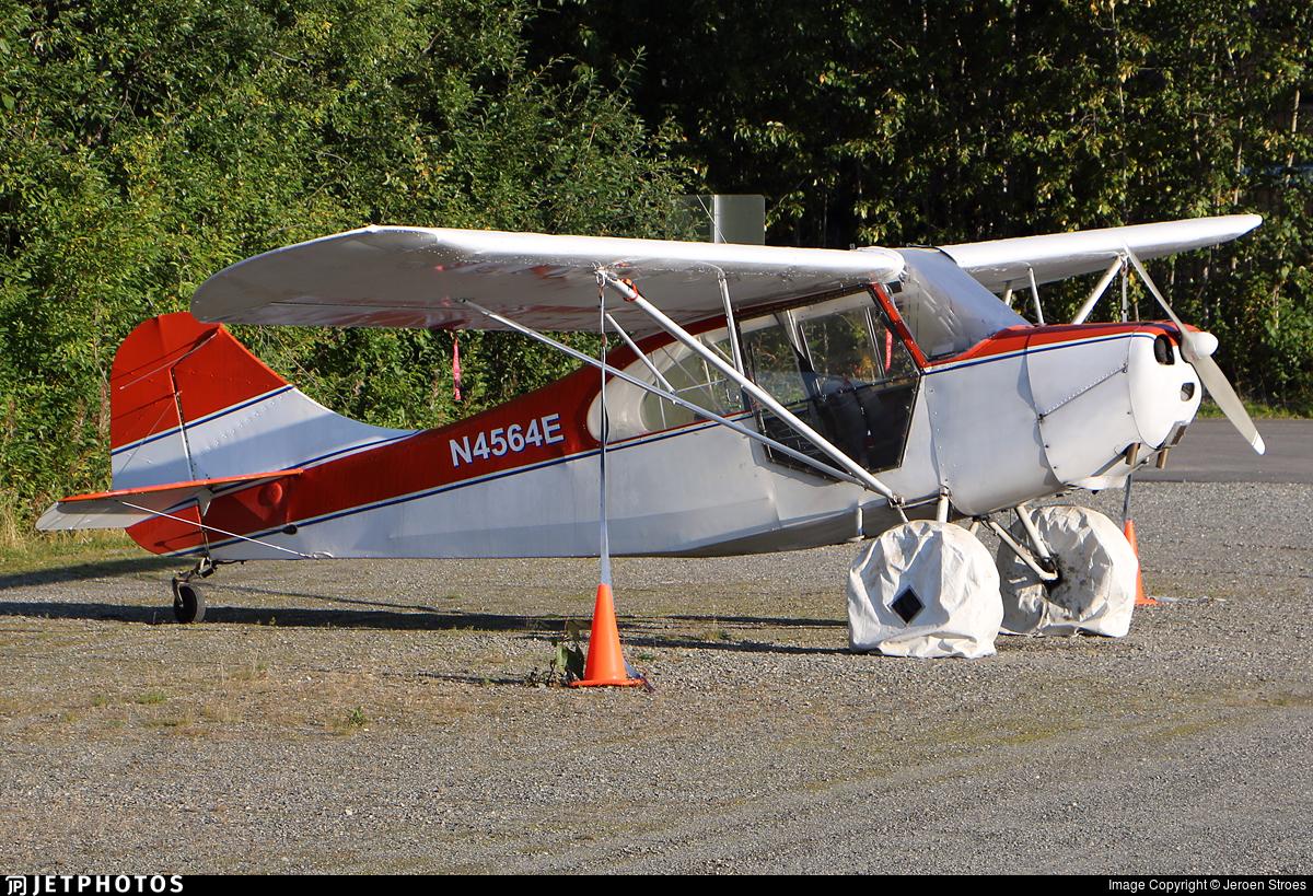 N4564E - Aeronca 7CCM Champion  - Private