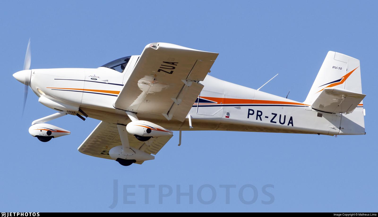 PR-ZUA - Vans RV-10 - Private