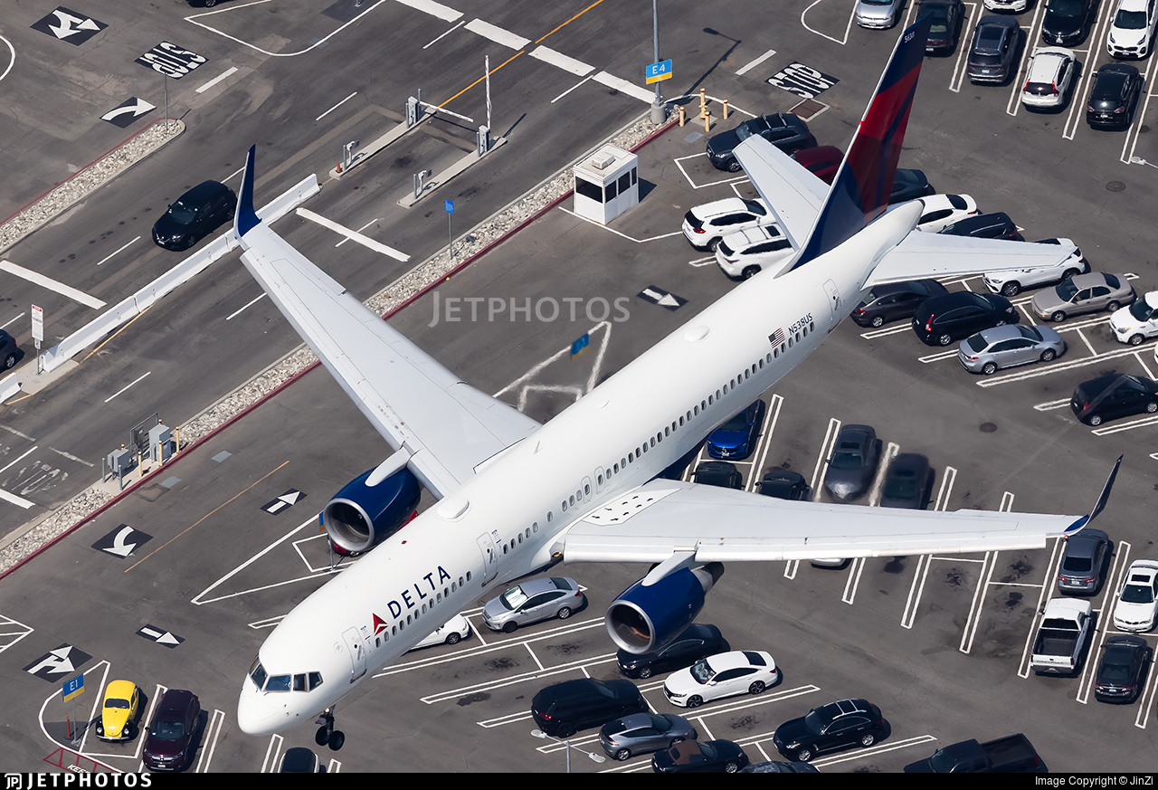 N538US - Boeing 757-251 - Delta Air Lines
