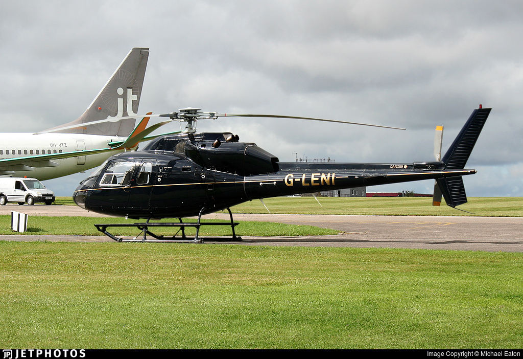 G-LENI - Aérospatiale AS 355F1 Ecureuil 2 - Private