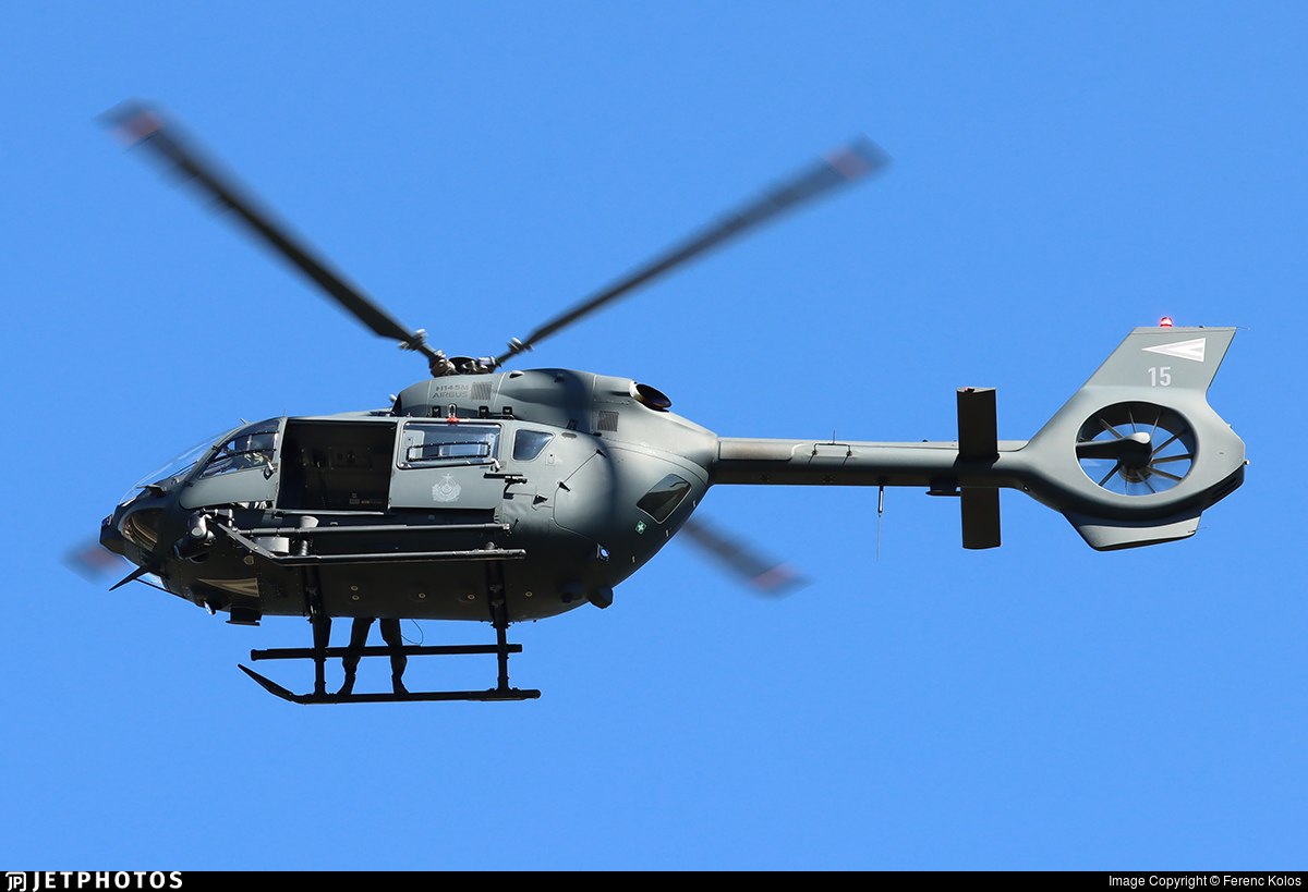 15 - Airbus Helicopters H145M - Hungary - Air Force