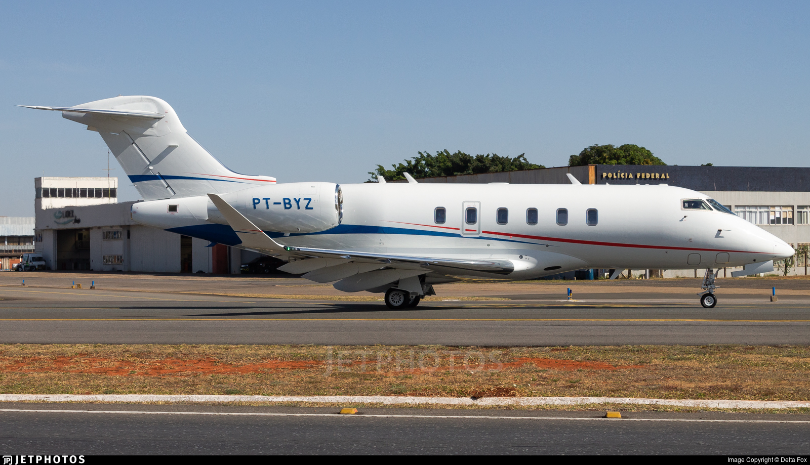 PT-BYZ - Bombardier BD-100-1A10 Challenger 350 - Private