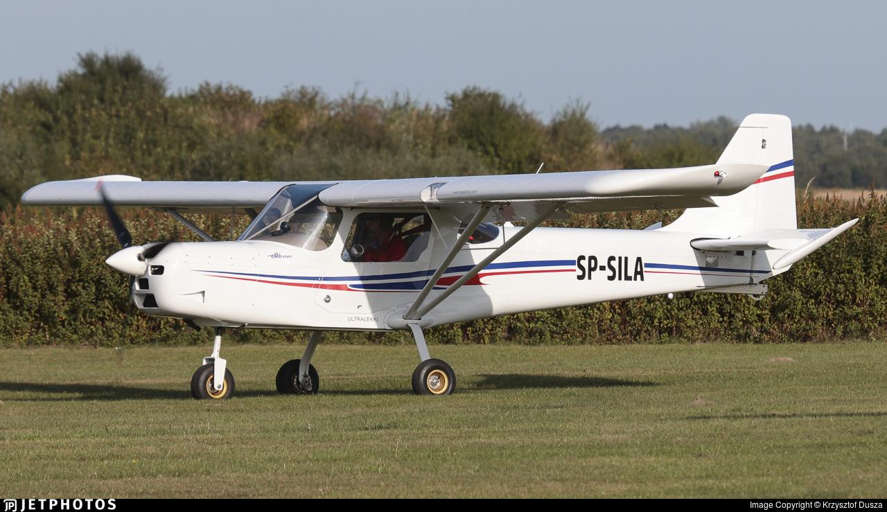 SP-SILA - Aero East Europe Sila 450C - Private