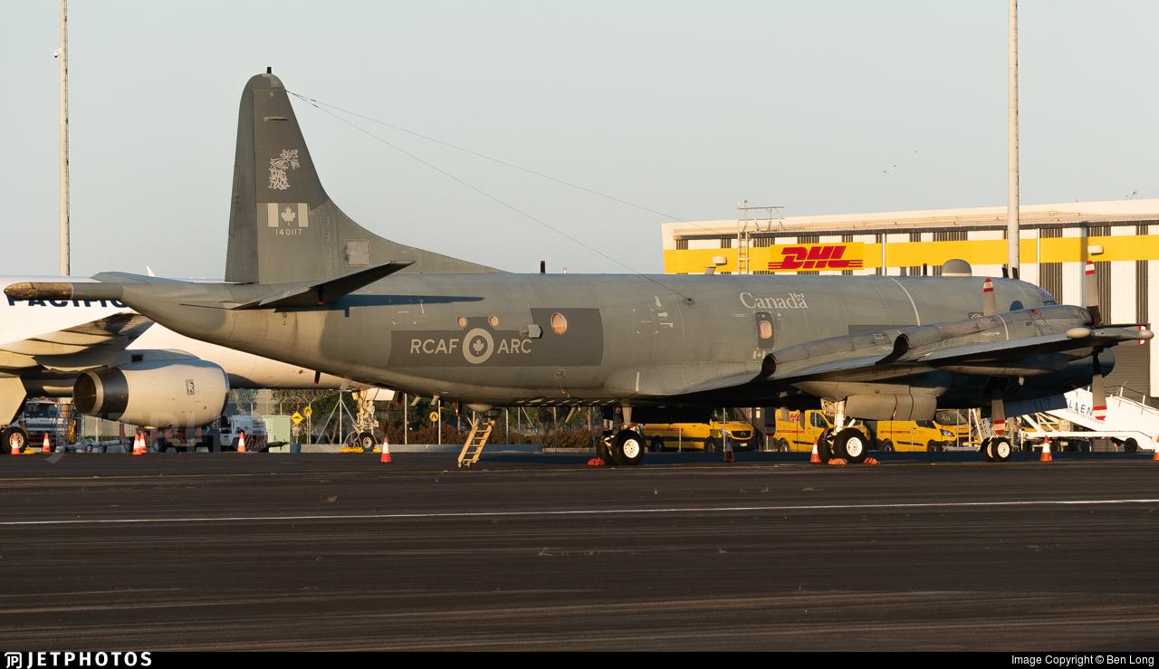140117 - Lockheed CP-140 Aurora - Canada - Royal Canadian Air Force (RCAF)