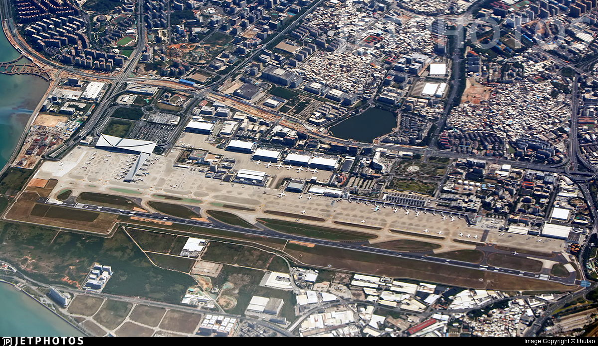 ZSAM - Airport - Airport Overview