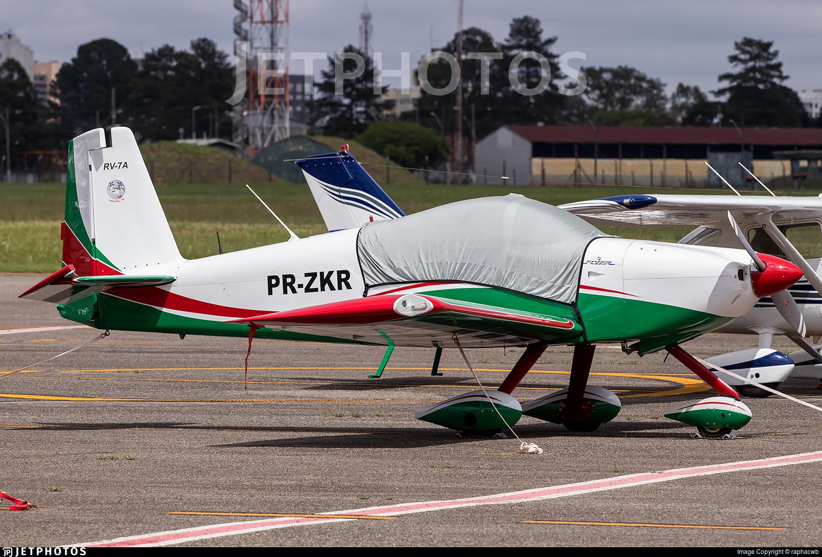 PR-ZKR - Vans RV-7A - Private