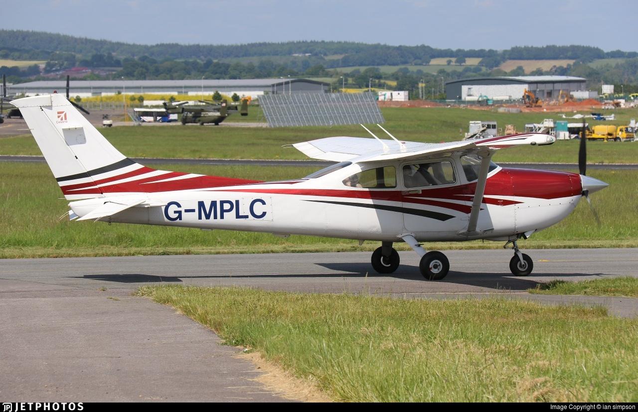 G-MPLC - Cessna 182T Skylane - Oxford Aviation Academy