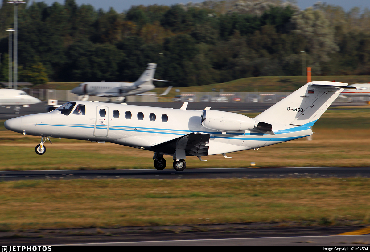 D-IBCG - Cessna 525A CitationJet CJ2 - Pro Air Aviation