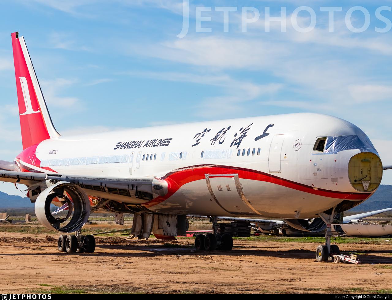 N885BC - Boeing 767-36D - Shanghai Airlines