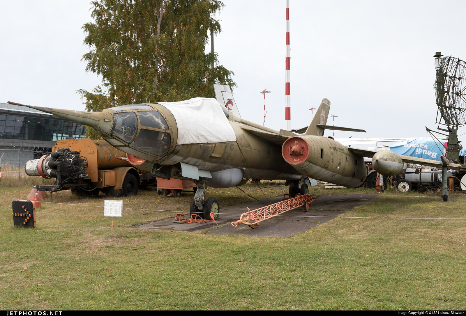 22 - Yakovlev Yak-28R - Russia - Air Force