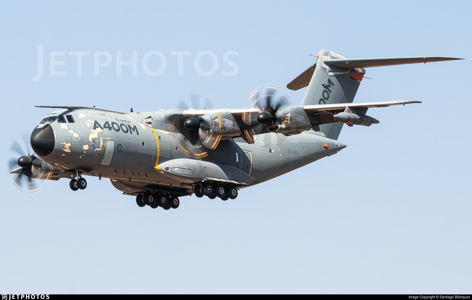 EC-404 - Airbus A400M - Airbus Military