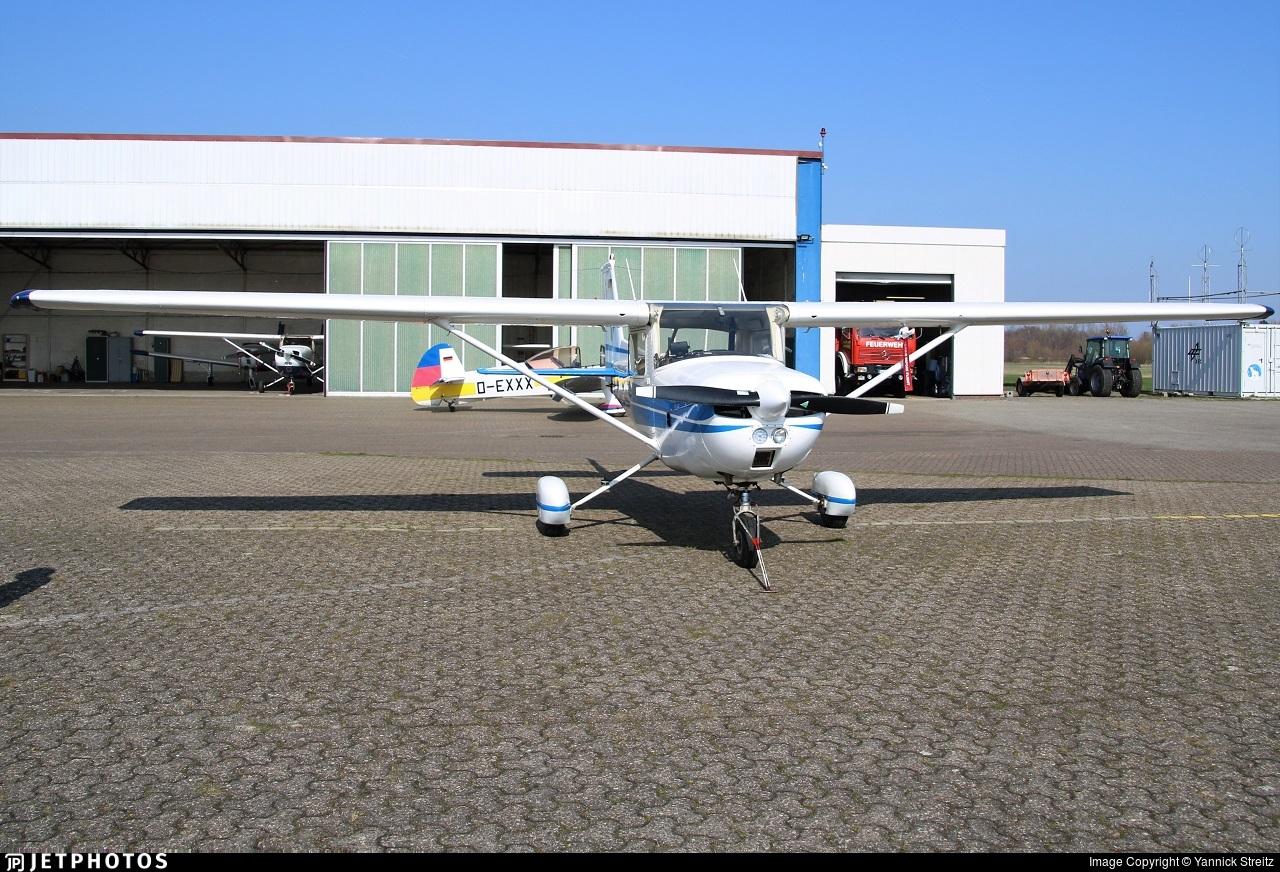 D-EENW - Reims-Cessna F150L - Private