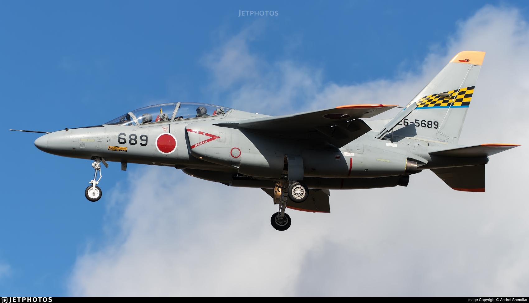 26-5689 - Kawasaki T-4 - Japan - Air Self Defence Force (JASDF)