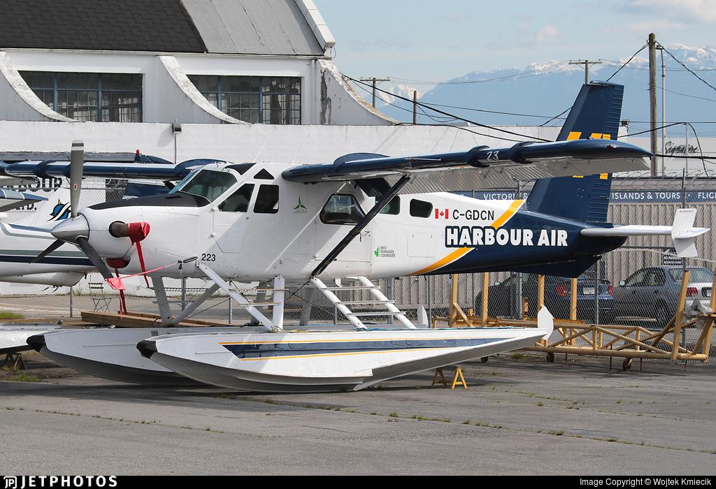C-GDCN - De Havilland Canada DHC-2 Mk.III Turbo-Beaver - Harbour Air