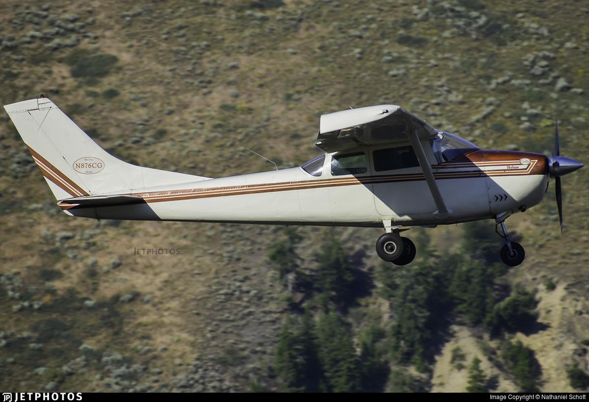 N876CG - Cessna 182E Skylane - Private