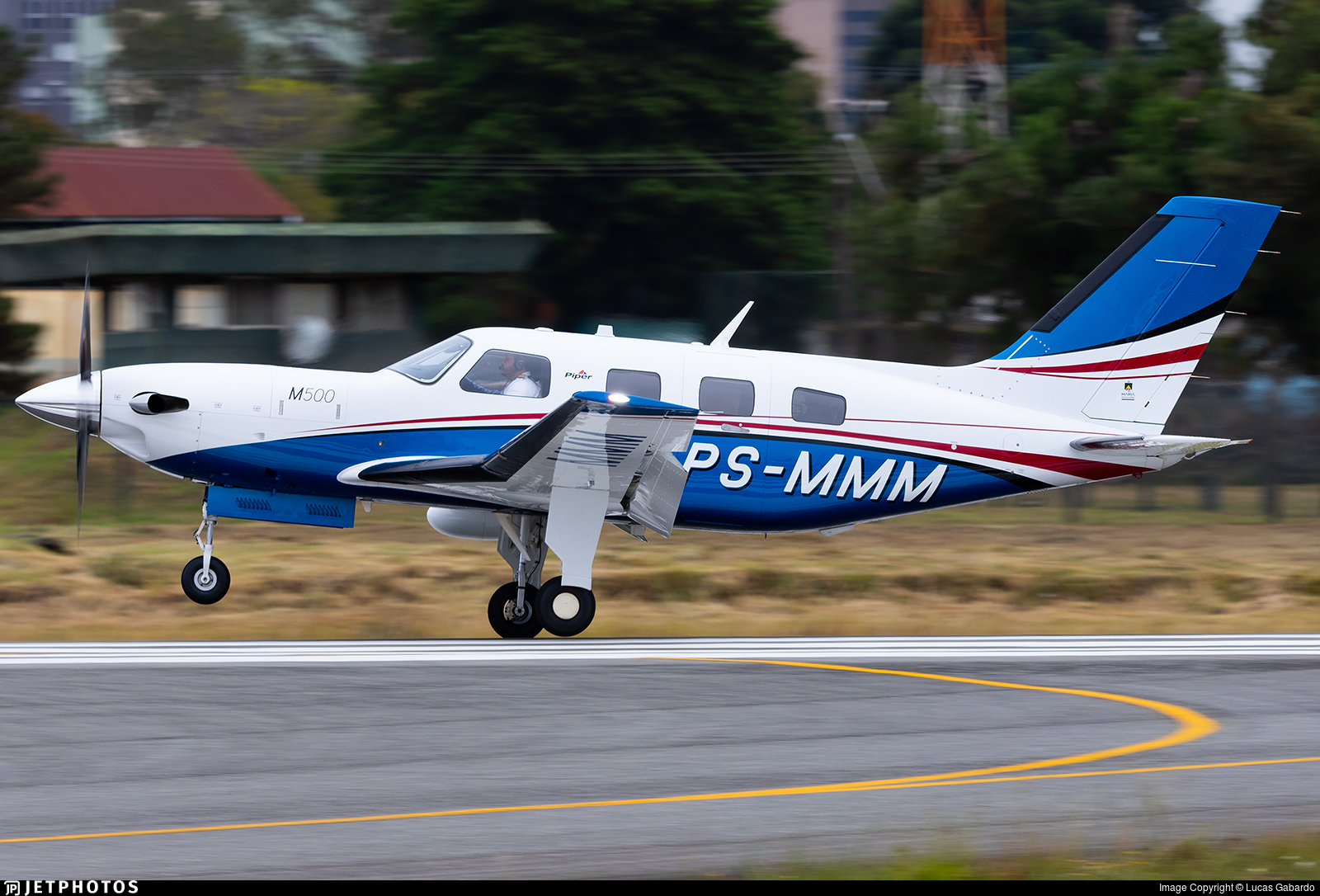 PS-MMM - Piper PA-46-M500 - Private