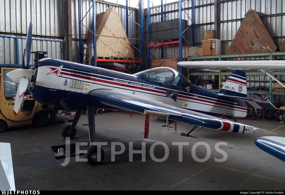 OM-LMJ - Sukhoi Su-31M - Aero Club - Slovak Republic