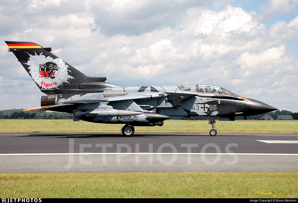 newest a9066 0b2b9 43-25   Panavia Tornado IDS   Germany - Air Force   Bruno ...