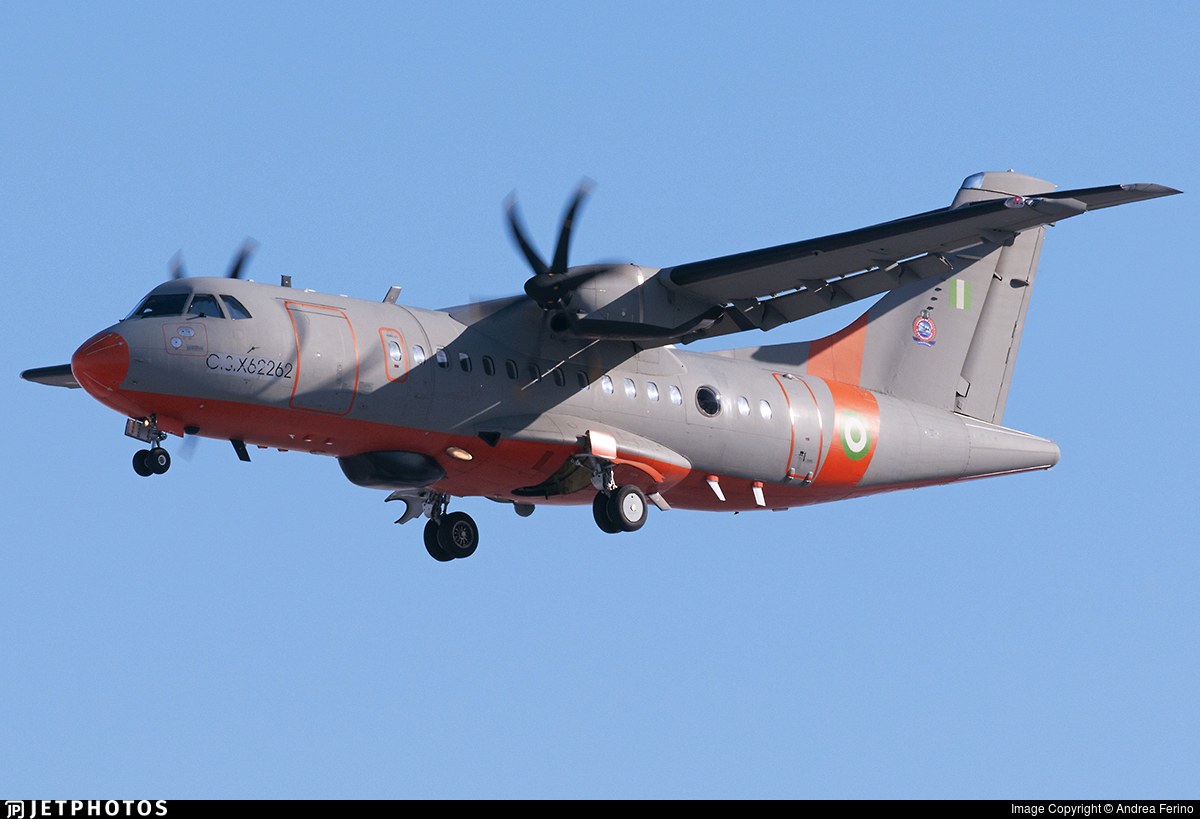 CSX62262 - ATR 42-500MP Surveyor - Alenia Aeronautica