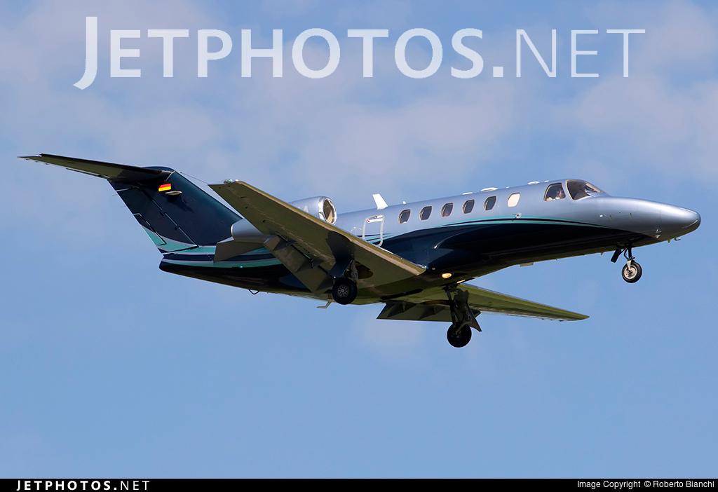 D-IMHA - Cessna 525 Citationjet CJ2 - Private