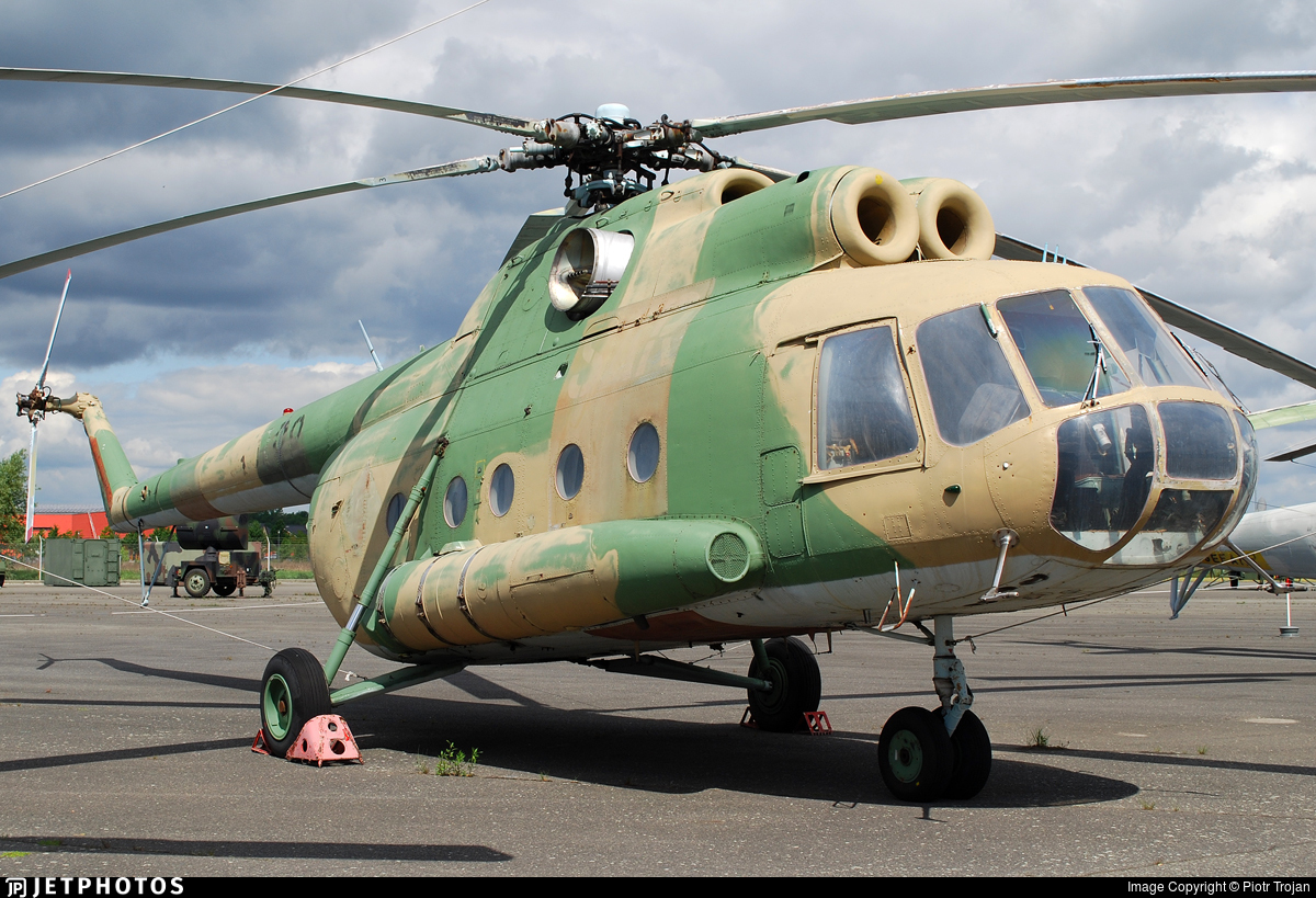 93-01 - Mil Mi-8 Hip - Germany - Air Force