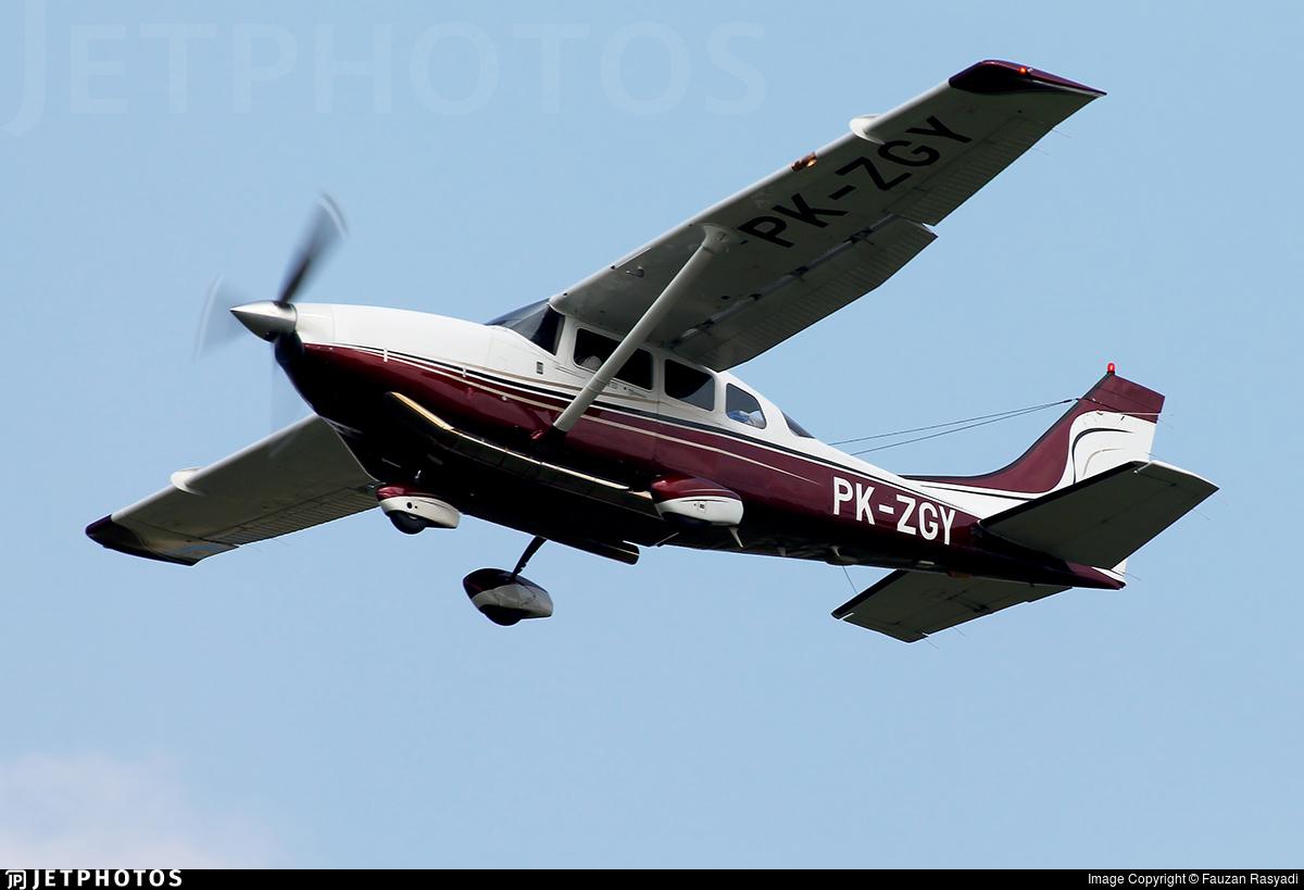 PK-ZGY - Cessna T206H Turbo Stationair - Sayap Garuda Indah